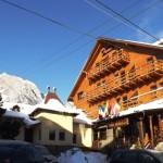 Casa Magica Busteni - Iarna