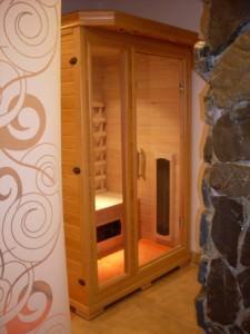 sauna casa magica busteni