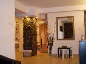 SPA Casa Magica Busteni - vedere ansamblu