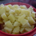 Cartofi taranesti cu kaizer