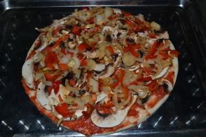 pizza vegetariana-ciuperci-casa-magica-busteni